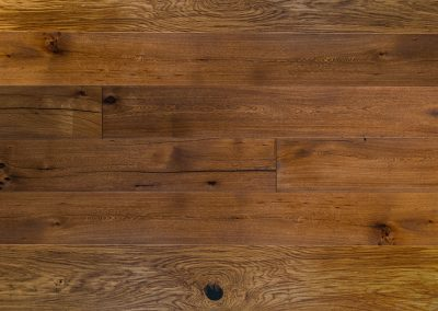 03 - Reclaimed Elm (Brownie) - Natural Oil Finish