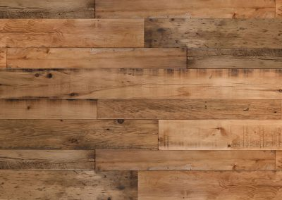 Reclaimed Pine - Natural Oil Finish