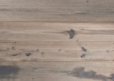 10 - Reclaimed Antique Oak from the Welland Canal , Niagara Peninsula - Custom Stain #12 & Natural Oil Finish