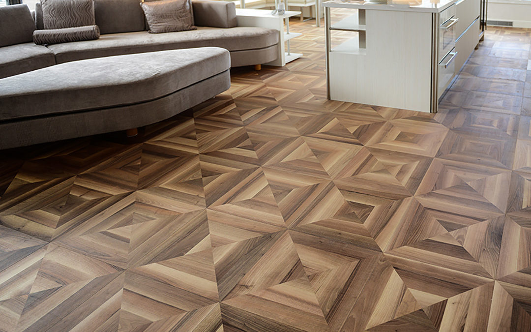 Engineered Wood Flooring on Concrete Slab and Over Underfloor Heating Systems – Installation Recommendations